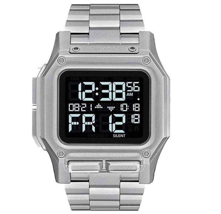 Nixon Regulus Digital Armbanduhr für 147,79€ (statt 225€)