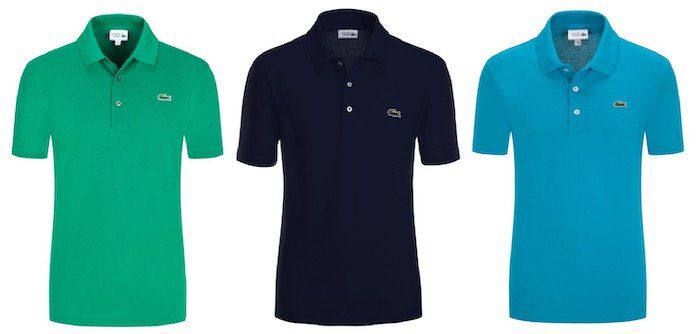 2er Pack Lacoste Poloshirts in Regular Fit ab 90€ (statt 114€)