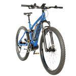 Fischer EM 1862.1-S2 Pedelec-Mountainbike 27.5 Zoll bis 25 km/h in Blau-Matt ab 2.016,86€ (statt 2.339€)