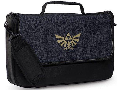 Zelda Nintendo Switch Transport Tasche für 20,27€ (statt 39€)