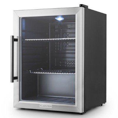 Klarstein Beersafe XL Getränkekühlschrank A++ mit 60l Fassungsvermögen ab 184,07€ (statt 263€)