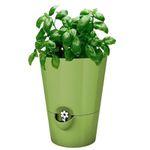 Emsa Kräutertopf mit Selbstbewässerung in Grün für 7,79€ (statt 13€) – Prime