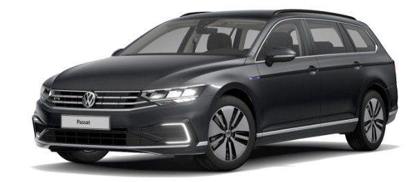 Gewerbe: VW Passat 1.4 TSI DSG GTE Variant Hybrid mit 271PS im Leasing für 54€mtl. netto   LF 0,25