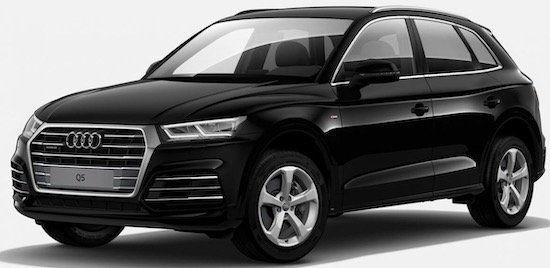 Audi Q5 35 TDI S Line quattro S tronic mit 163 PS im Leasing für 336,40€ mtl.   LF: 0.59