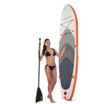 Ausverkauft! Chillroi Stand-Up-Paddling-Board Komplett-Set für 126,97€ (statt 199€)