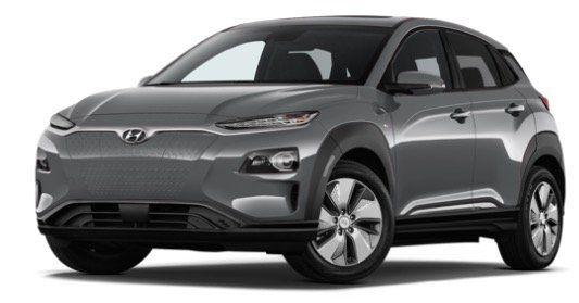 Privat & Gewerbe: Hyundai Kona Elektro mit 136 PS für 134,99€mtl.   LF 0,46
