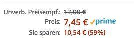 Tefal Invissia Pfanne 20cm mit Antihaft Versiegelung für 7,45€ (statt 12€)   Prime