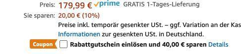 eufy RoboVac 11s Saugroboter für 139,99€ (statt 170€)