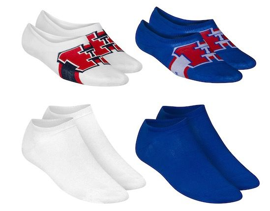 4er Pack Tommy Hilfiger Sneaker Socken in Geschenkbox für 10,61€