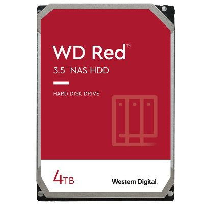 WD Red 4TB 3,5 Zoll SATA III Festplatte für 92,90€ (statt 106€)