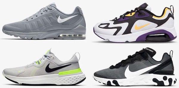Nike Sale bis zu 50% + 20% Extra Rabatt   z.B. Nike Air Zoom Pegasus 36 für 67€ (statt 85€)