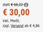 Vorbei! Amazon Echo Dot (3. Generation) mit Uhr ab 34,86€ (statt 55€)