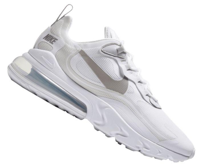 Nike Air Max 270 React in Weiß für 79,95€ (statt 125€)