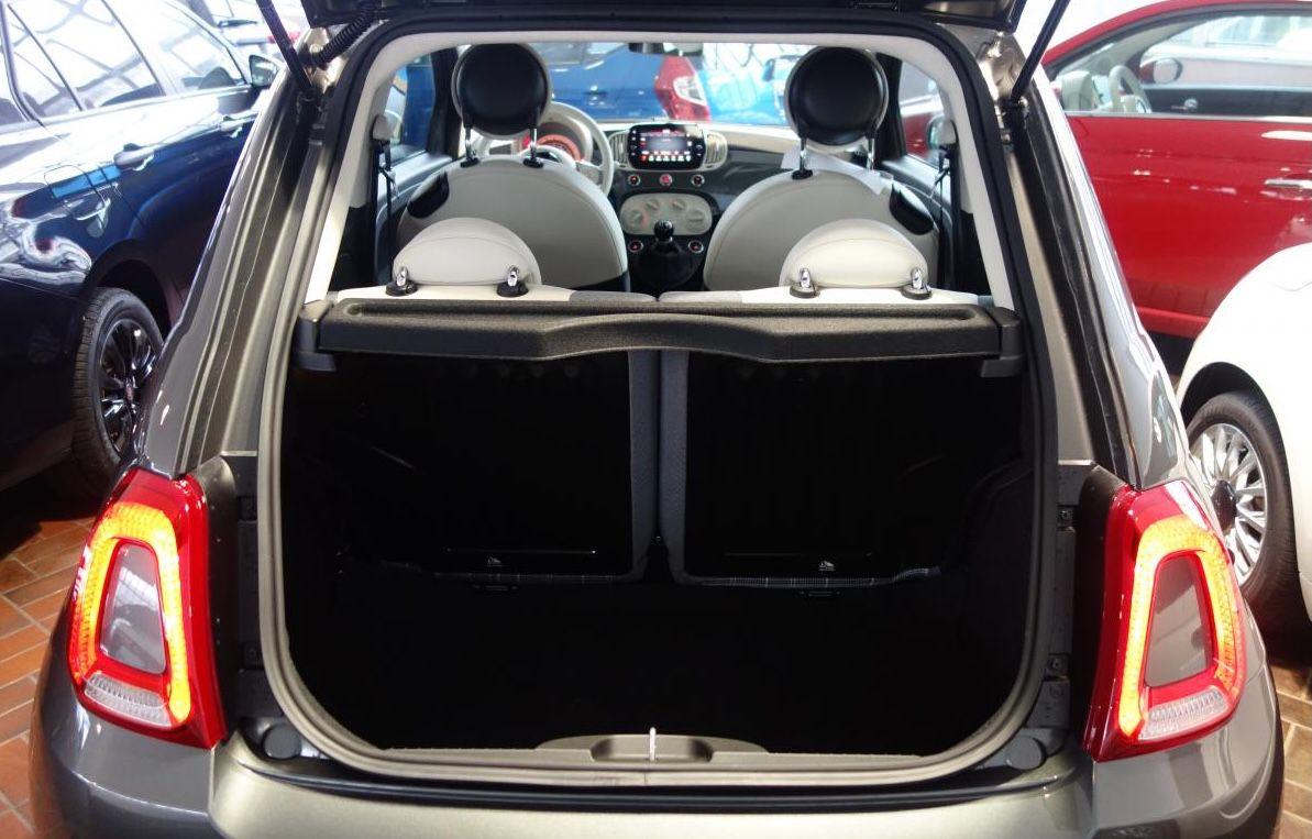 Fiat 500 Lounge mit 69 PS + Carplay für 69€ mtl.   LF: 0.41
