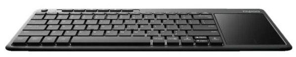 RAPOO K2600 Wireless Touch Tastatur in grau für 19€ (statt 31€)