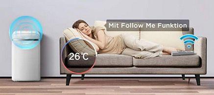 Comfee Midea MPD1 12CRN7 Klimagerät mit 12.000 BTU/Std. für 310,50€ (statt 398€)