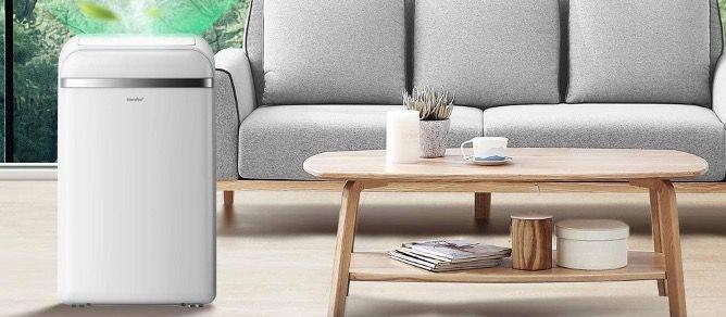 Comfee Klimagerät Eco Friendly Pro 10000 BTU für 318,99€ (statt 399€)