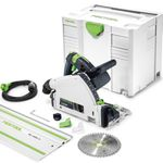 Festool Tauchsäge TS 55 R REBQ-PLUS-FS im Systainer für 436,50€ (statt 489€)