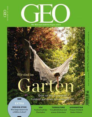 3 Ausgaben GEO Magazin für 26,40€ + 25€ BestChoice Gutschein