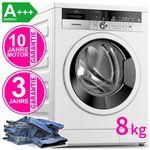 Grundig GWN48440W – 8kg Waschmaschine mit Inverter Motor für 359,90€ (statt 499€)