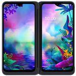 MediaMarkt & Saturn Smartphone Fieber: z.B. LG G8X Thinq Dual Screen 128 GB + LG XBOOM Go PK5W für 519€ (statt zusammen 650€)