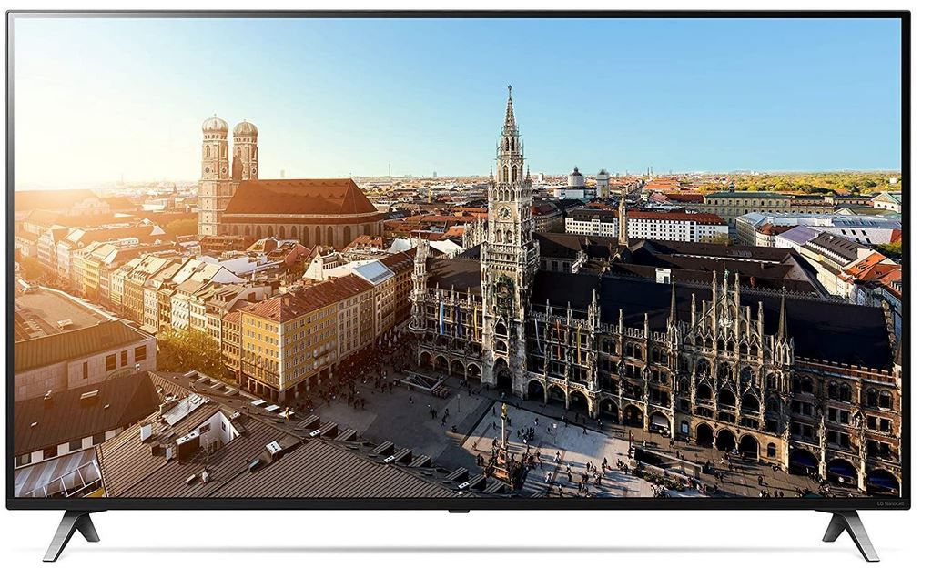 Vorbei! LG 65SM8500   65 Zoll NanoCell smart TV mit Dolby Atmos für 679€ (statt 761€)