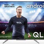 Saturn Weekend Sale: z.B. TCL 55 C 715 4K (55 Zoll) QLED UHD smart TV für 499€ (statt 609€)