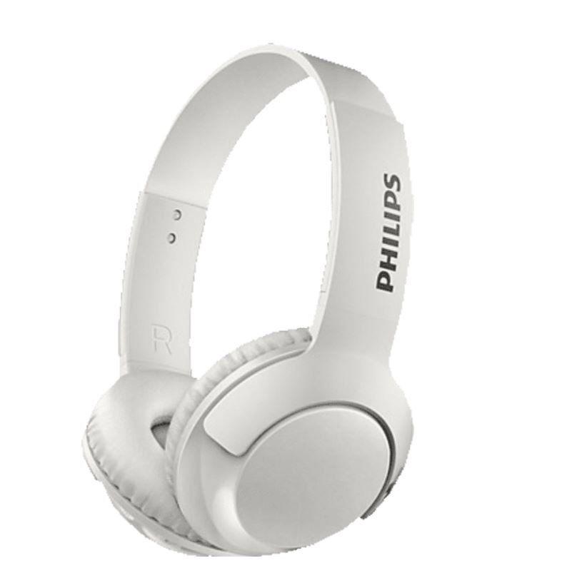 PHILIPS SHB3075WT   Kopfhörer für 24,99€ (statt 29€)