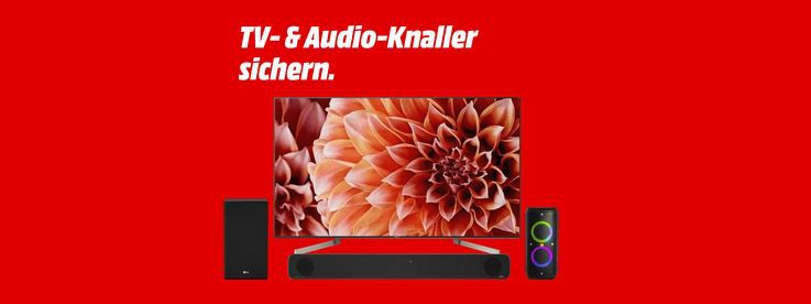 Media Markt TV & Audio Weekend: z.B. SONY KD   65 Zoll UHD Android TV ab 839€ (statt 1.099€)
