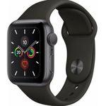 Apple Watch Series 5 GPS 40mm in Spacegrey für 399,90€ (statt 419€)