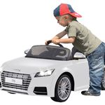 Audi TTS Roadster KIDS Ride On Car für 219,99€ (statt 400€) KEIN Leasing!