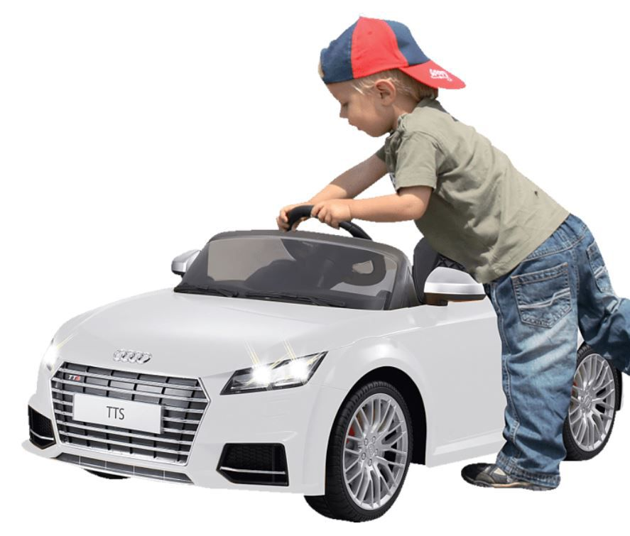 Audi TTS Roadster KIDS Ride On Car für 201,19€ (statt 383€)