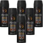 Axe Bodyspray Dark Temptation 6 x 150ml für 13,99€ (statt 19,19€)