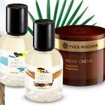 Yves Rocher Crazy Deals: 1. Artikel Gratis + 15% extra Rabatt ab 45€ + VSK frei ab 20€