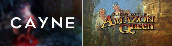 GOG: u.a. Flight of the Amazon Queen (IMDb 8,1/10) & Cayne (IMDb 7,2/10) gratis