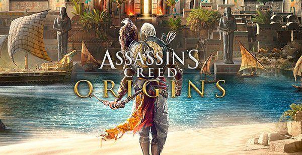 Ubisoft: Assassin's Creed Origins (IMDb 8,6/10) gratis spielen