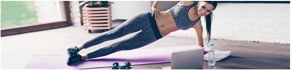 Für DKB Aktiv Kunden: Kostenlose Online Fitnessangebote