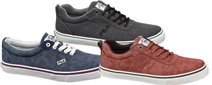 Fila Sneaker aus Textil ab 17,49€ (statt 25€)