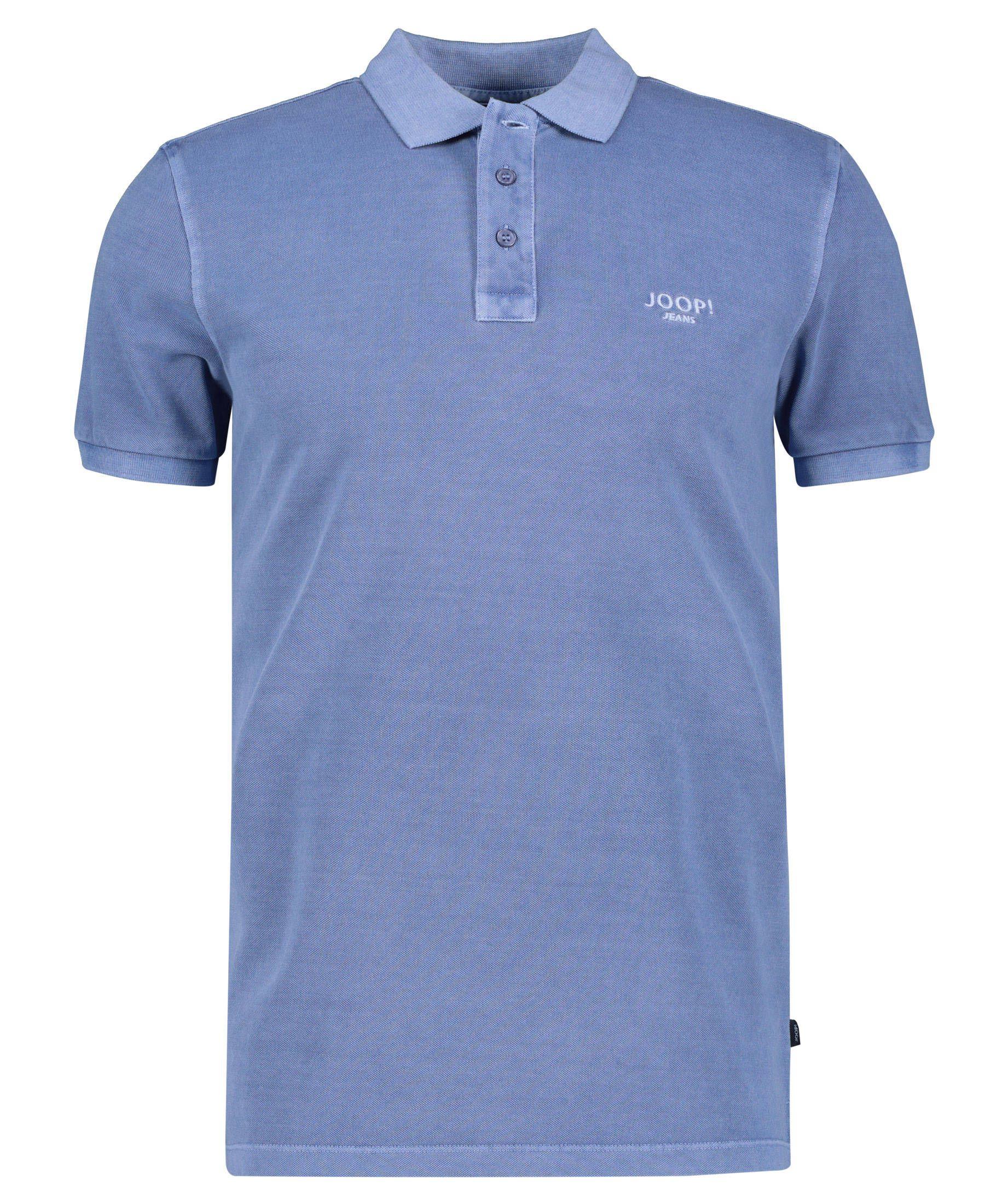 JOOP Ambrosio Poloshirt aus Baumwoll Piqué in Blau für 47,92€ (statt 56€)