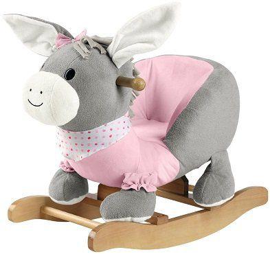 Sterntaler Schaukeltier Esel Emmi oder Erik für 69,99€ (statt 84€)