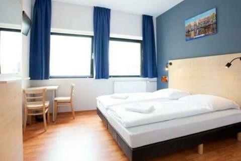 2 oder 3 ÜN in Amsterdam in A&O Hotel inkl. Frühstück für 2 Personen + 2 Kinder für 89,98€