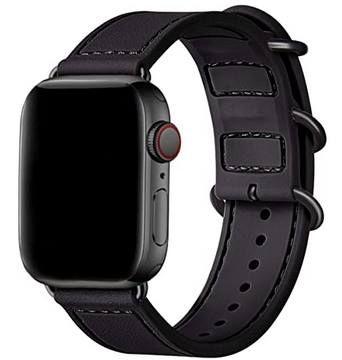 FENGLIN Silikonarmband für Apple Watch versch. Farben & Größen für je 6,99€   Prime