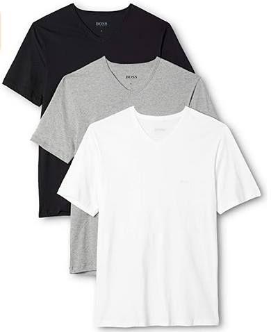 HUGO BOSS Herren T Shirts im 3er Pack ab 19,80€ (statt 26€)