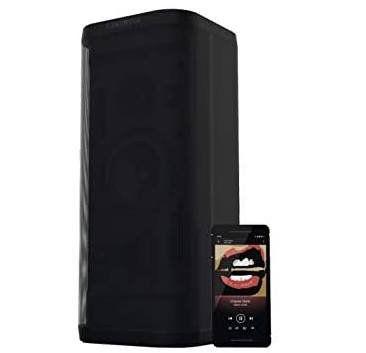 Reloop Groove Blaster BT Lautsprecher mit 100W für 125,90€ (statt 154€)