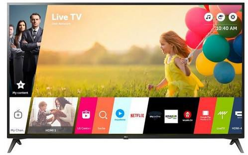 LG 70UM7100PLA 70 Zoll LED UHD SmartTV mit HDR für 599€ (statt 649€)