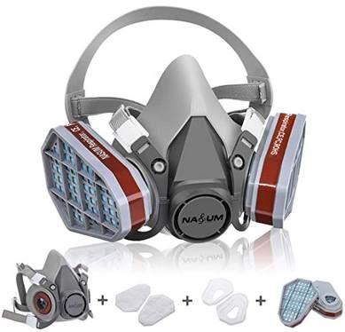 Nasum M201 Atemschutzmaske für 14,62€ (statt 22€) – Prime