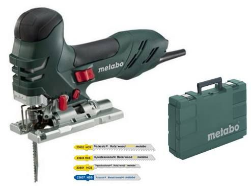 Metabo Pendelhub Stichsäge STE 140 SET im Koffer für 149,99€ (statt 190€)