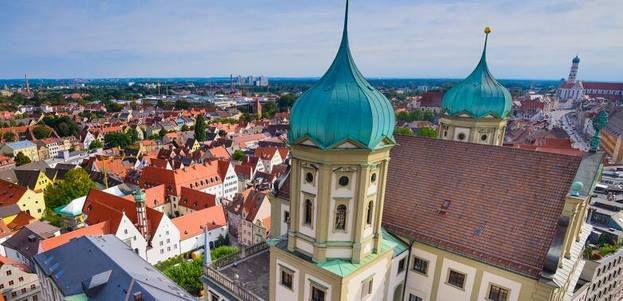 ÜN bei Augsburg inkl. HP, Sauna, Fitness & mehr ab 65€ p.P.