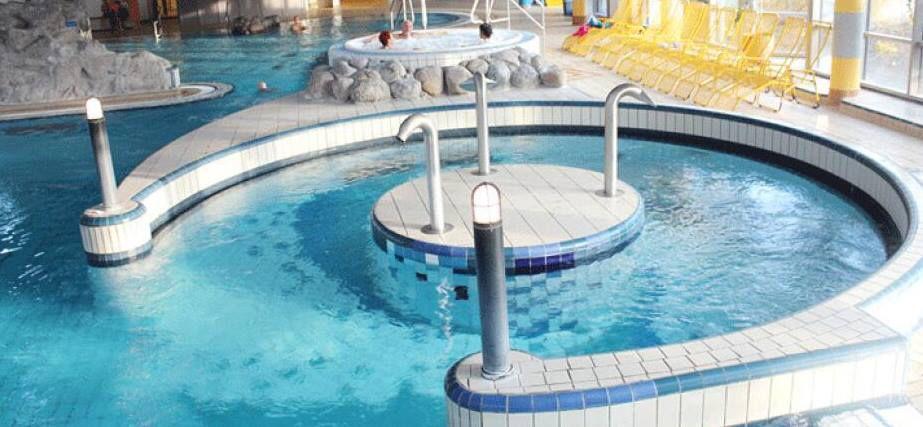 Ticket für aquaLaatzium in Hannover/Laatzen ink. ÜN in 4* Hotel mit Frühstück & mehr ab 75€ p.P.