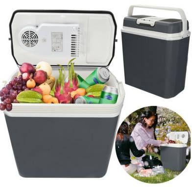 Vingo Kühlbox mit 24L mit 12 & 230V ab 30,15€ (statt 40€)